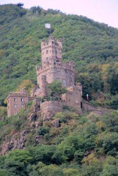 Rhine Gorge Castle