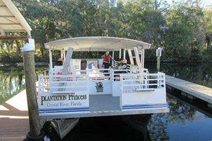 Scenic Tour Boat