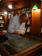 Il Papiro, Owner, Francesco