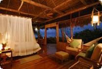 Lapa Rios Hotel Room
