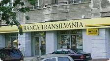Banca Transilvania!