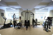 Lowell Hotel gym