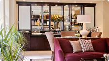 Langham Hotel Club Lounge