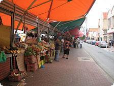 Venezuelan Floating Market