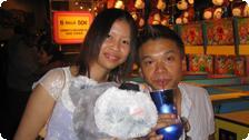 Peng, Ricky and Prize