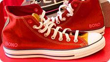 Converse Bono Red sneakers