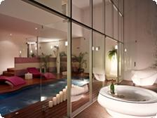 Spa - Main Floor with pool