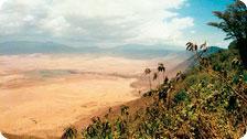 Ngrongoro Crater, Tanzania