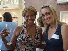 Kim Walker & Wendy Merrill