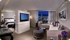 Hard Rock Hotel Tower Suite