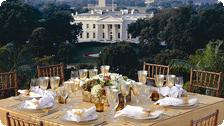 The view from the Hay Adams.