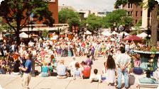 Art Fair on the Square