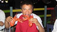 Ricky and Lobster