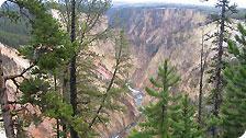 The Yellowstone Grand Canyon