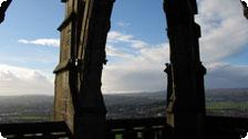 View from the Crown of Wallace Monument