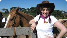 Cowgirl Stephanie