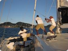 Crew of Leeward Islands