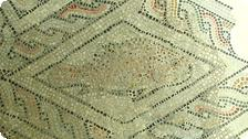 A 5th-6th c. mosaic at the Eresin.