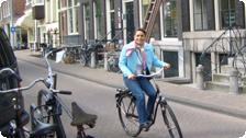 Mastering the bike