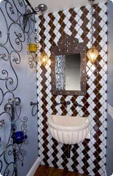 Moroccan Bath Design