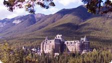 Fairmont Hotel, Banff