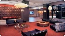 The Curtis lobby