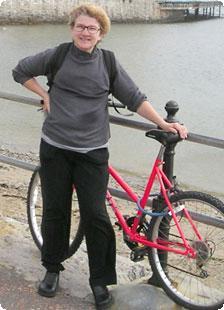 Biking in Wales