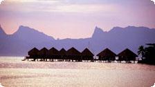 Bungalows - Le Meridian Tahiti