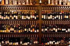 Take your pick of wine