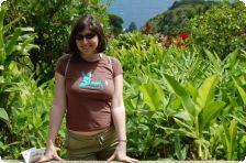 Heather in Maui
