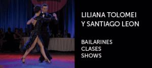 Banner Liliana Tolomei y Santiago León