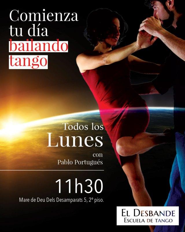 Tango por las mañanas El Desbande