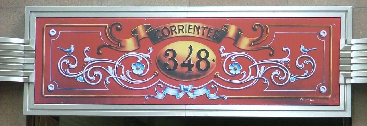 Corrientes Tres Cuatro Ocho