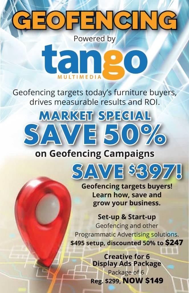 Tango Multimedia Geofencing