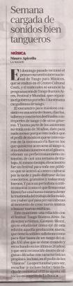 Diario La Nación – 2 de agosto