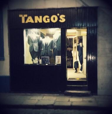 Tangos, Fownes St, Est. 1960