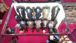 Ex-hire Suit Sales