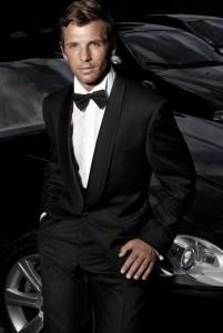 Tuxedo Wedding Suit