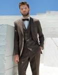 Brown Tweed Suit