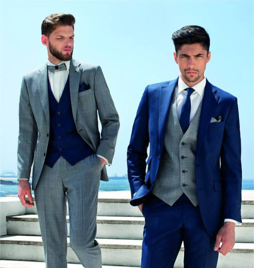 Vintage Blue or Grey Mixer Suit - €140