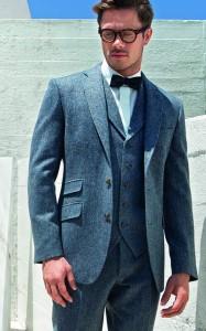 Custom wedding outfit