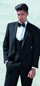 Waistcoat Tuxedo Retnal