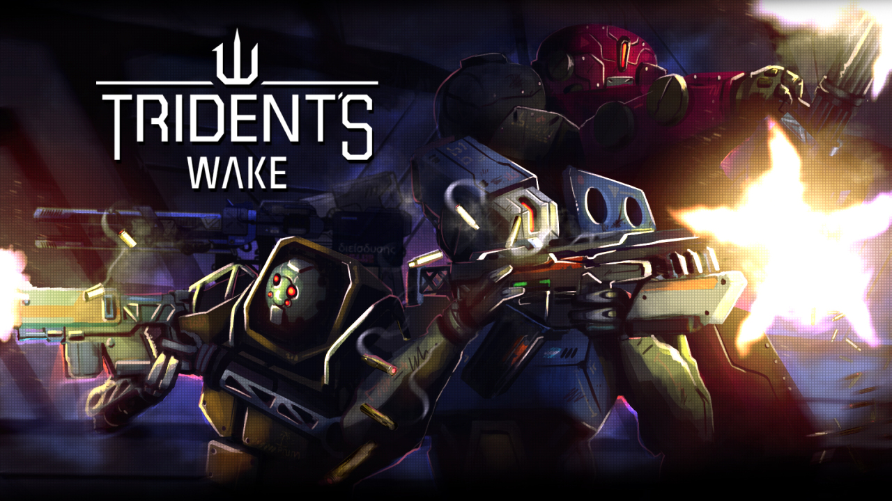 tridents-wake, poster-tridents wake, poster-tridents, indie game