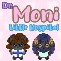 videojuegos Dr Moni Little Hospital
