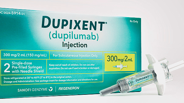 Exacerbation of Head and Neck Dermatitis in Patients Treated for Eczema With Dupilumab