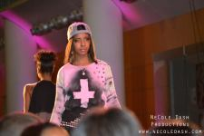 Another campus fashion show.