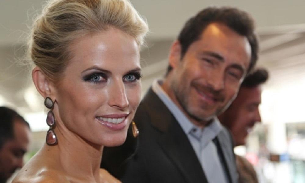 Muere Stefanie Sherk la esposa del actor Demian Bichir
