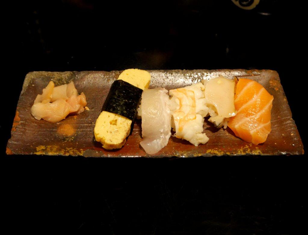 つかみ寿司 三枚目