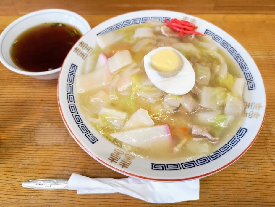 ひろし食堂中華丼