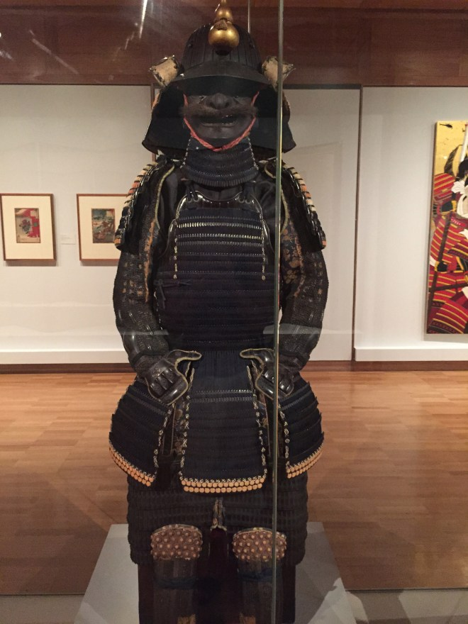Japanese-warrior